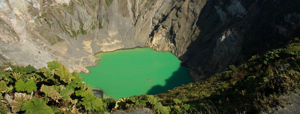 Irazú Volcano, Orosi Valley and Lankester Gardens