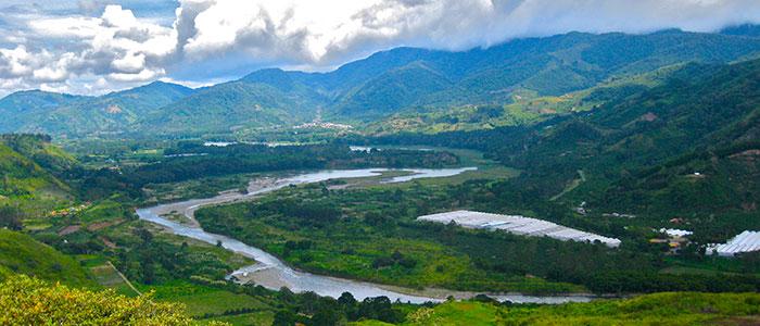 Centrale Vallei Costa Rica